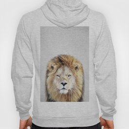 Lion 2 - Colorful Hoody