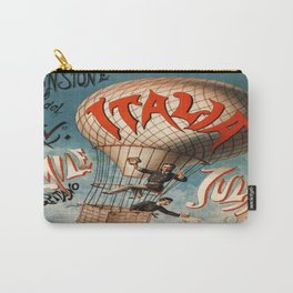 Vintage poster - Italia Carry-All Pouch