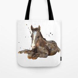 Graceful Grey Tote Bag