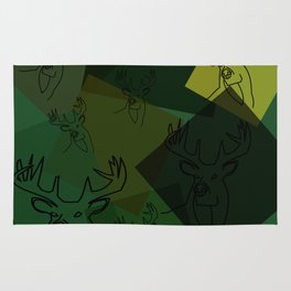 Buck Collage Rug
