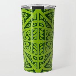 Tatau inspired Travel Mug