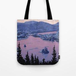 Parc National du Mont-Tremblant Tote Bag
