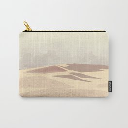 the city over the desert Carry-All Pouch