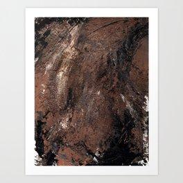 Terre Art Print