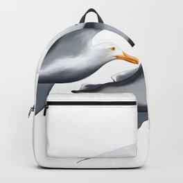Le Goéland (Richard Bach) by FiveDschool TRAN Backpack