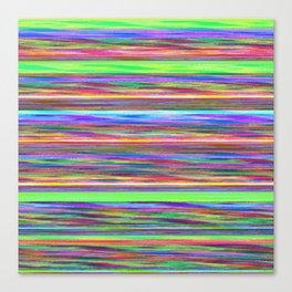 Sequencer Canvas Print