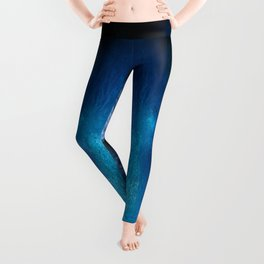NATURE'S WONDER #5 - BLUE GROTTO (Turkey) #2 #art #society6 Leggings