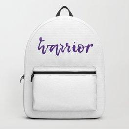 Warrior Ribbon Backpack
