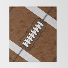 Fantasy Football Super Fan Touch Down Throw Blanket