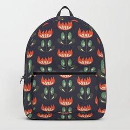 Scandinavian Wildflowers Backpack