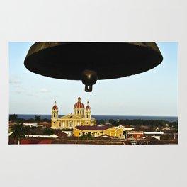 Bell Tower View, Granada, Nicaragua Rug