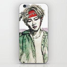 BTS V (2) iPhone Skin