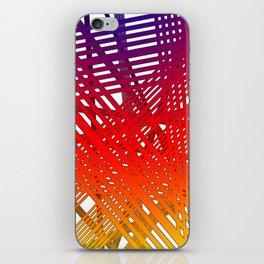Burnin' iPhone Skin