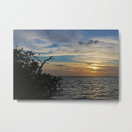 Until I Say Goodbye Metal Print