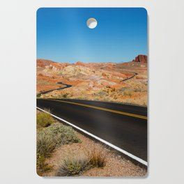 Valley of Fire, Nevada. Cutting Board