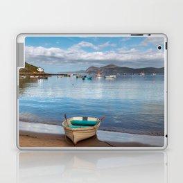 Morfa Nefyn Bay Laptop & iPad Skin