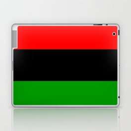 Red Black and Green Laptop & iPad Skin