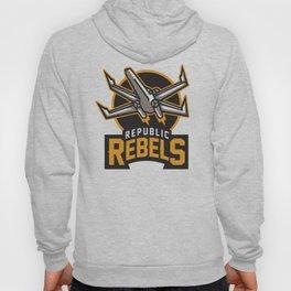 Republic Rebels Hoody