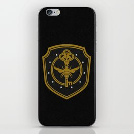 Brakebills embroidered patch - The Magicians iPhone Skin