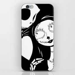Simply Meant to Be iPhone Skin