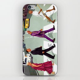 HIPSTORY - Come Together iPhone Skin