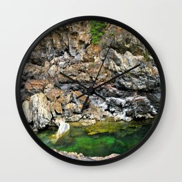 Kootenai Wall Clock