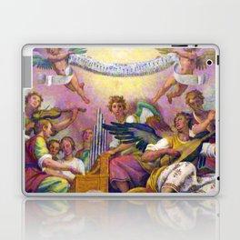 Angels in Rome Laptop & iPad Skin