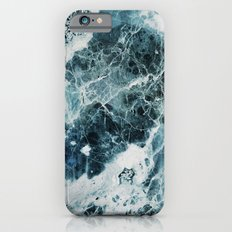 Blue Sea Marble iPhone 6s Slim Case