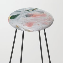 Emerging Abstact Counter Stool