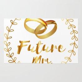 Bachelorette Party Future Mrs. Rug