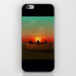Atlanta donald iPhone Skin