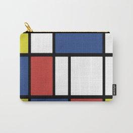 Mondrian 3 #art #mondrian Carry-All Pouch