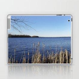 """""""Incredi-blue"""" lake view - Lake Mendota, Madison, WI Laptop & iPad Skin"""