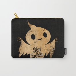 Stay Spooky Carry-All Pouch