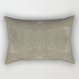 Soldier crabs and sand Rectangular Pillow