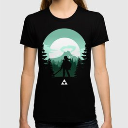 The Legend of Zelda - Green Version T-shirt