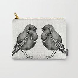 Little Blackbirds Carry-All Pouch