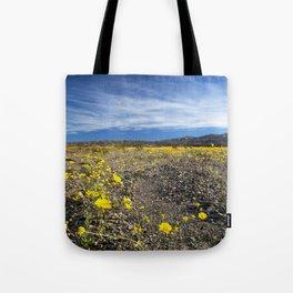 Rising Bloom Tote Bag