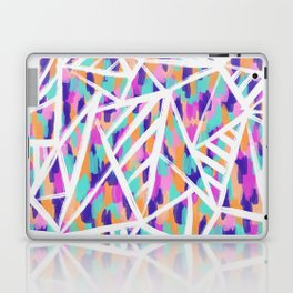 Justine Abstract Laptop & iPad Skin