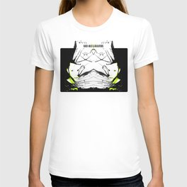 :: black holes and revelations :: double play! T-shirt