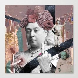 Queenie Canvas Print