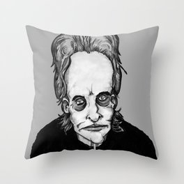 Richard Lewis Throw Pillow