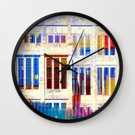 The Old Power Station Wall Clock