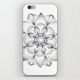 Dotts Mandala iPhone Skin