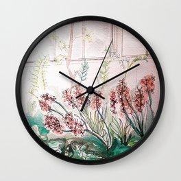 Allen Garden Conservatory Toronto Wall Clock