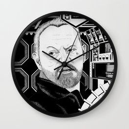 Jared Harris - The Expanse Wall Clock