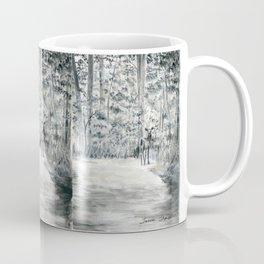 Follow Me by Teresa Thompson Coffee Mug
