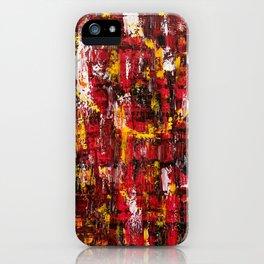 Martyrdom iPhone Case