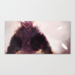 Maybe I'm a lion Canvas Print