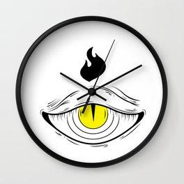 O'culto Wall Clock